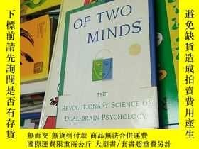 二手書博民逛書店OF罕見TWO MINDS: THE REVOLUTIONARY