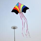 大型成人微風好飛三角風箏