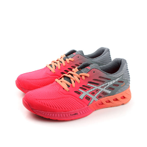 亞瑟士 ASICS fuzeX 運動鞋 桃紅色 女鞋 T689N-2001 no282