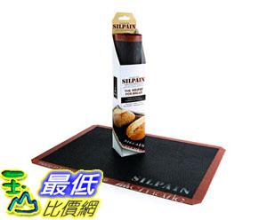 [105美國直購] 墊烘烤 Silpat SN415290-02 Silpain Premium Non-Stick Silicone Baking for Bread 1-5/8 by 16-1/2 B005QBJYIC