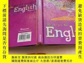 二手書博民逛書店Moving罕見EnglishY154527 Authors Harcourt