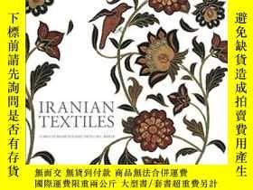 二手書博民逛書店罕見Iranian Textiles 200種伊朗紡織品面料圖案