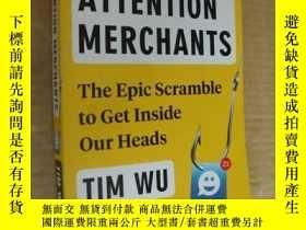 二手書博民逛書店The罕見Attention Merchants:The Epi