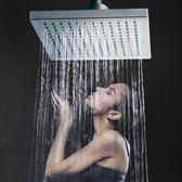 七彩蓮蓬頭 LED七彩會發光大花灑頂噴頭浴室通用洗澡蓮蓬頭組合 淋浴單頭家用 歐萊爾藝術館