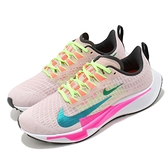 Nike 慢跑鞋 Wmns Air Zoom Pegasus 37 PRM 粉紅 綠 女鞋 飛馬 運動鞋 【ACS】 CQ9977-600