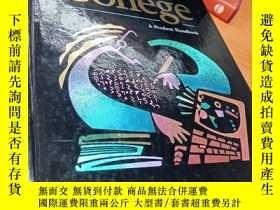 二手書博民逛書店原版精裝本罕見Write For College: A Student HandbookY23609