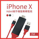 [Q哥] Hdmi線iphoneX 8轉電視【實測影片+即插即用】蘋果手機iPhone7 iPad轉換連接電視 C66