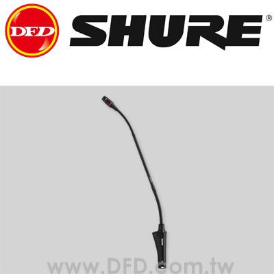 美國 舒爾 SHURE Centraverse™ CVEG12RS 鵝頸式電容麥克風 公司貨
