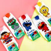 韓版 現貨 芝麻街 立體氣球 短襪 五款 ELMO 可愛 造型 襪子