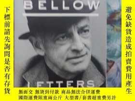 二手書博民逛書店SAUL罕見BELLOW LETTERS179070 EDITE