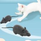 儿童玩具 貓玩具小老鼠遙控仿真電動假老鼠逗貓解悶神器貓貓自嗨貓咪玩具【快速出貨八折下殺】