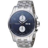 Hamilton 漢米爾頓 爵士大師系列計時機械錶 H32766143