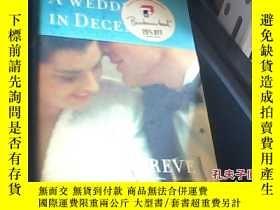 二手書博民逛書店A罕見Wedding in December 【英文原版】 (