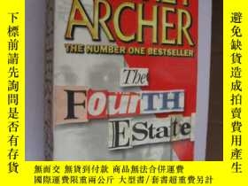 二手書博民逛書店The罕見Fourth EstateY146810 JEFFRE