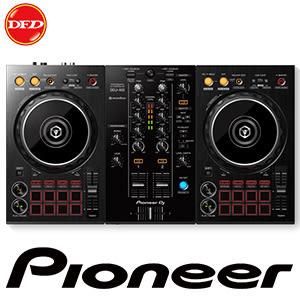 (新款 現貨)PIONEER 先鋒 DDJ-400 DJ新手首選 入門款 rekordbox dj控制器 公司貨 送金士頓16GB碟 DDJ400