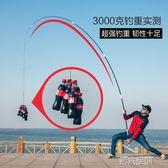 釣竿 魚竿手竿碳素超輕超硬釣魚竿垂釣鯽魚竿漁具套裝28調台釣竿 igo 第六空間