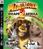 PS3 Madagascar 2: Escape 2 Africa 馬達加斯加 2(美版代購)