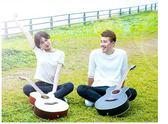 吉他 民謠吉他男女學生初學者入門吉他云杉木樂器38寸 晶彩生活