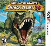 3DS Combat of Giants Dinosaurs 巨獸戰爭:恐龍(美版代購)
