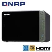 QNAP威聯通 TS-653D-8G 網路儲存伺服器