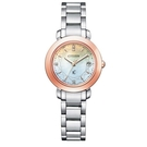 CITIZEN 星辰 光動能電波錶 鈦金屬 手錶 ES9446-54X