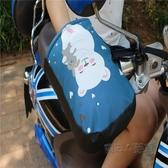 冬季電動車手套防水電瓶車手把套加厚保暖男女摩托車騎行手套皮革  魔法鞋櫃
