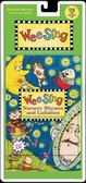 『鬆聽出英語力』-WEE SING NURSERY RHYMES AND LULLABIES/書+CD 【廖彩杏有聲書單】