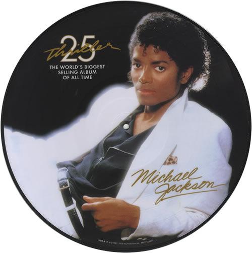 【停看聽音響唱片】【黑膠LP】Michael Jackson:Thriller 25