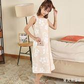 浴巾 棉質三層紗布浴袍全棉居家可裹式浴裙女款超柔軟 BF7716『寶貝兒童裝』