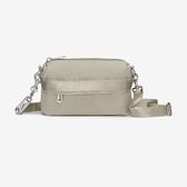 NIKE 手提包 FUTURA LUXE 奶茶色 側背小包 (布魯克林) CW9304-230