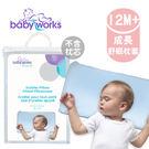加拿大 BabyWorks  幼兒枕頭套-藍色 (12個月以上)