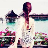 比基尼三件套韓國溫泉小香風游泳衣罩衫小胸聚攏性感分體泳衣女  無糖工作室