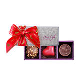 【Diva Life】七夕限定版經典巧克力禮盒 3入
