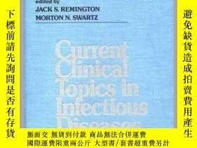 二手書博民逛書店Current罕見Clinical Topics in Infectious Diseases-當前傳染病臨床課題