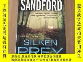 二手書博民逛書店Silken罕見PreyY347622 John Sanford Berkeley Books 出版201