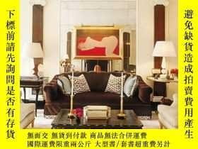 二手書博民逛書店Luminous罕見Interiors,閃耀的室內居室Y1921