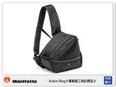 【分期0利率,免運費】Manfrotto 曼富圖 Active Sling 2 專業級三角斜肩包 2 (MB MA S A2,公司貨)