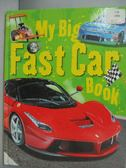 【書寶二手書T1/少年童書_ZEI】My Big Fast Car Book_Ticktock (COR)
