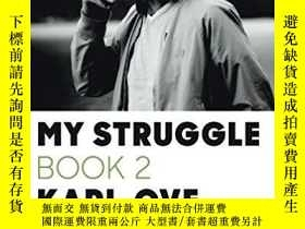 二手書博民逛書店My罕見Struggle: Book 2: A Man in L