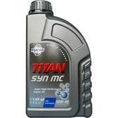 福斯 Fuchs TITAN SYN MC 10W40合成機油(整箱)