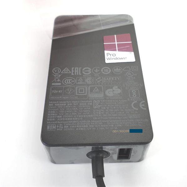 微軟 Surface 36W 全新 原廠變壓器 型號1625 12V 2.58A Pro 3 Pro 4 充電器 電源線 充電線
