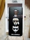 Yvonne MJA卡爾拉格菲爾德 KARL LAGERFELD卡爾貓老佛爺正版Samsung三星S9 PLUS手機殼