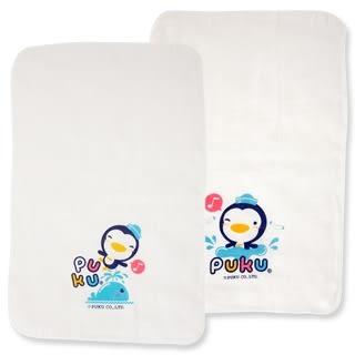 『121婦嬰用品館』PUKU 紗布澡巾30*45cm-2入