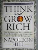 【書寶二手書T1/原文小說_OHD】Think and Grow Rich_Hill, Napoleon/ Pell, Arthur R.