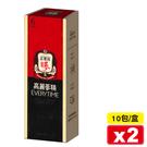 正官庄 高麗蔘精EVERYTIME 10mlx20包 (6年根高麗蔘精華液 韓國原裝進口) 專品藥局【2010230】