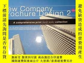 二手書博民逛書店New罕見Company Brochure Design 2(英文原版)Y228084 不認識 不認識