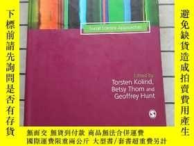 二手書博民逛書店The罕見Sage Handbook of Drug & Alcohol Studie... Y268220