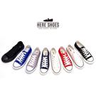 [Here Shoes]男鞋- 嚴選熱賣經典百搭簡單基本款男款低筒帆布鞋─AA7066