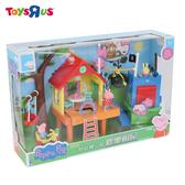 玩具反斗城 PEPPA PIG 粉紅豬小妹歡樂樹屋