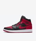 IMPACT Air Jordan 1 Mid Bred Banned 黑紅 禁穿 喬丹 一代 554724-074
